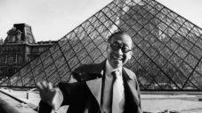 Ve 102 letech zemřel autor pyramidy v Louvre architekt Ieoh Ming Pei