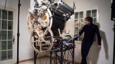 Wintergatan postavili hrací stroj Marble Machine X hrající s pomocí kuliček