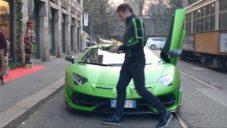 Lamborghini v Itálii rozdávalo auta svým opravdovým fanouškům