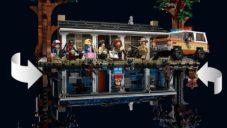 Lego vyrobilo oboustrannou stavebnici k seriálu Stranger Things