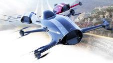 Airspeeder chce být závodní létající auto pro Grand Prix 2020