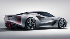 Lotus přestavil elektricky poháněný hypersport se jménem Evija