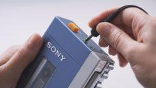 Walkman slaví 40 let legendárního hudebního přehrávače na kazety