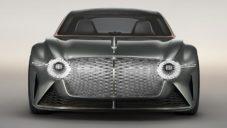 Bentley ukázalo to nejlepší z konceptu EXP 100 GT na animaci