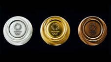 Olympijské medaile pro Tokio 2020 jsou vyrobené z recyklovaných mobilů