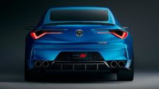 Acura ukázala koncept chystaného Type S chlubícího se ostřejšími liniemi