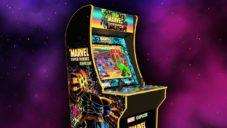 Arcade1Up vyrábí herní automaty a oživují v nich i hrdiny od Marvelu