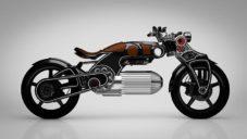 Curtiss Motorcycles navrhují a vyrábí jedinečné elektricky poháněné motorky