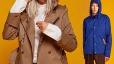 Okewa začne vyrábět deštivzdorné kabáty z recyklovaných PET láhví