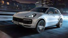 Porsche přidalo elektromotor do vylepšeného Cayenne Turbo S E-Hybrid