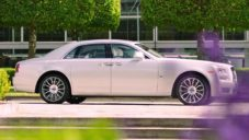 Rolls-Royce se loučí se současným modelem Ghost limitovanou kolekcí Zenith