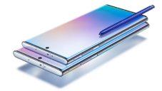 Samsung představil svůj nový vlajkový mobilní telefon Galaxy Note 10