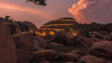 Na jihu Srí Lanky vyrostl nomádsky laděný resort Wild Coast Tented Lodge
