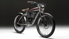 Roadster je elektrické kolo s designem retro motorky od Vintage Electric