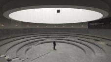 Aranya Art Center má 360stupňové hlediště a pódium pod širým nebem