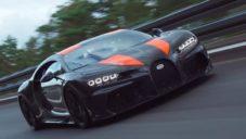 Bugatti Chiron vytvořil světový rekord rychlostí 490 kilometrů za hodinu
