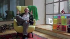 Italský architekt Italo Rota ukazuje svůj domov připomínající muzeum