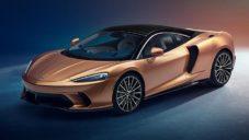 Inovovaný sporťák McLaren GT je navržen pro komfortní jízdu na delší trasy
