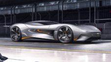 Jaguar dal sporťáku Vision Gran Turismo Coupé futuristický design a tisíc koní