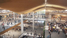Zaha Hadid Architects a Cox Architecture postaví v Sydney zvlněné letiště