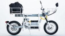 Ösa je elektrická motorka ze Švédska na převážení téměř čehokoliv