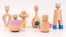 Terapeutické hračky Alma pomáhají léčit děti s emočními problémy