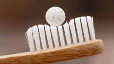 Change Toothpaste je zubní pasta s tvarem tablet a bez obsahu plastů