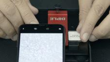 Diple je plnohodnotný modulární mikroskop pro jakýkoliv mobil