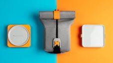 FoldEat je modulární obědový box přizpůsobitelný jakémukoliv jídlu