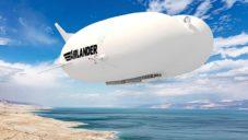 Ekologická hybridní vzducholoď Airlander 10 jde do výroby
