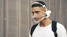 Aō Air navrhli dýchací masku The Atmōs pro 21. století