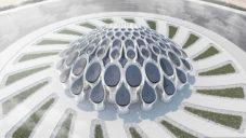 MEAN navrhli 3D tištěný betonový pavilon jako symbol Expo 2020