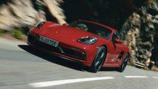 Porsche se pochlubilo sporťákem 718 GTS 4.0 pro fanoušky rychlé jízdy