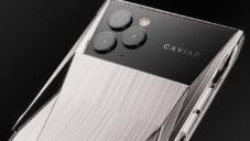 Caviar upravil iPhone 11 po vzoru pick-upu Tesla Cybertruck