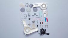 Malajsijská designéra natočila video věcí rozpadajících se na součástky