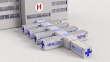 Italové navrhli modulární systém akutních lůžek z dopravních kontejnerů