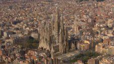 Španělé vytvořili animaci ukazující podobu baziliky Sagrada Família za 2 roky