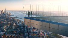The Edge v New Yorku je nejvýše položená vyhlídková terasa na světě