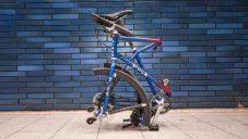 Tuck Bike je první plnohodnotné skládací jízdní kolo se skládacími koly