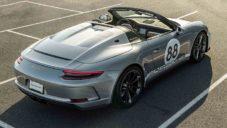 Porsche dalo do aukce 911 Speedster a vydražilo jej za milion dolarů