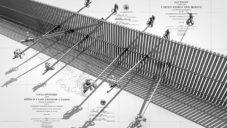 Rael San Fratello navrhli místo zdi na americko-mexických hranicích houpačky