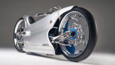 Fuller Moto natočili navrhování a výrobu sci-fi motorky Futuristic 2029