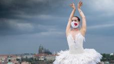 Česká taneční scéna natočila na pražských střechách poděkování záchranářům
