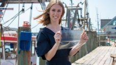 MarinaTex je kompostovatelný bioplast z odpadu z ryb a červených řas