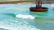 Australské jezero Surf Lakes vytváří 5 různých druhů vln pro surfování