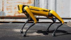 Boston Dynamics dává do prodeje robota Spot připomínajícího čtyřnohé zvíře