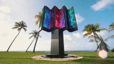 C SEED vyrobilo největší venkovní televizi na světě také v nové kompaktní verzi