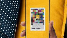 Pantone umí pomocí mobilu zjistit přesný odstín barvy před vámi