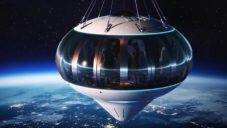 Spaceship Neptune je speciálně navržený balón pro turistické cesty do vesmíru