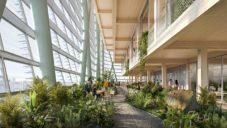 Sídlo firmy Atlassian v Sydney bude nejvyšší dřevostavbou na světě